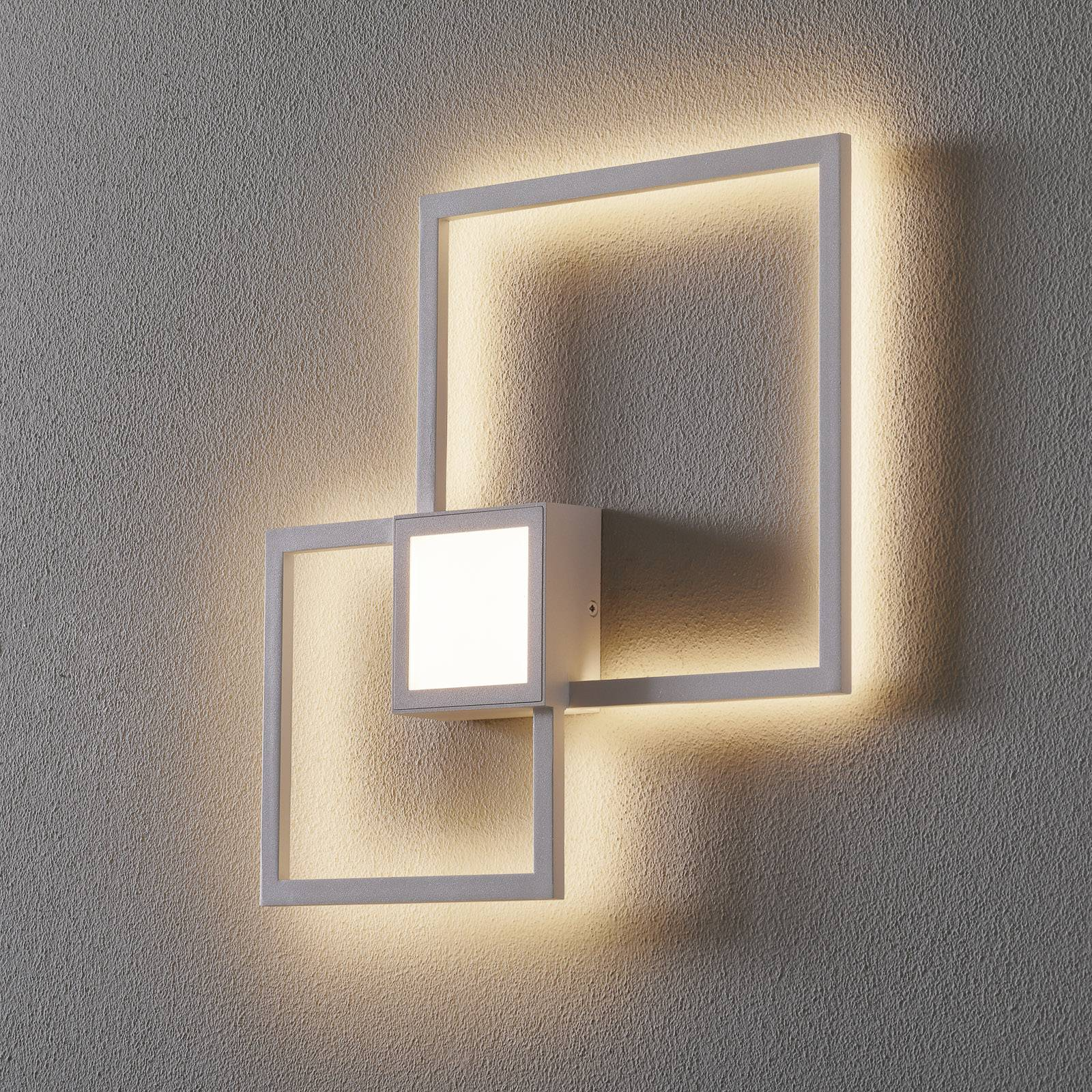 Applique LED Mural angulaire