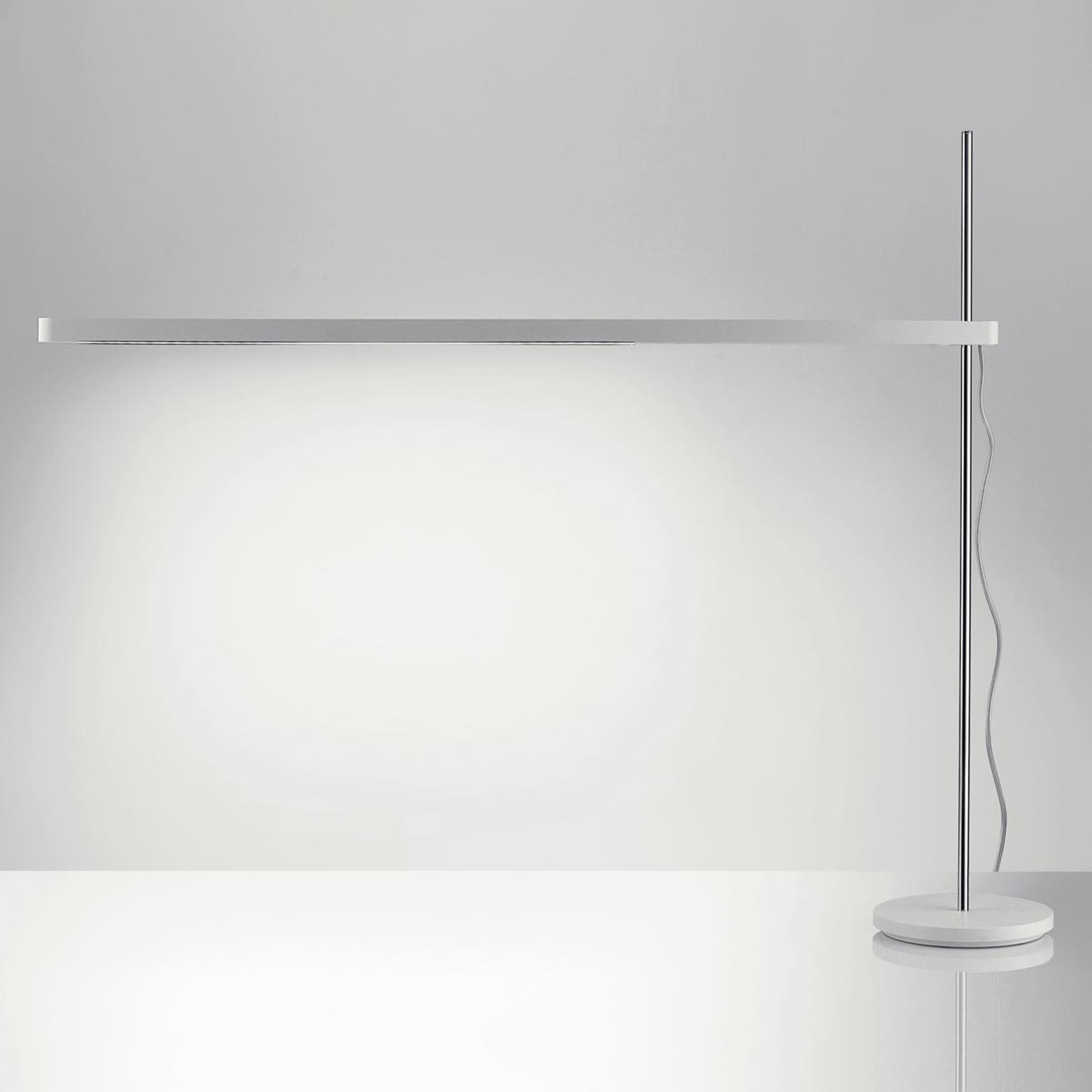 Artemide Talak Professional LED-Tischleuchte weiß