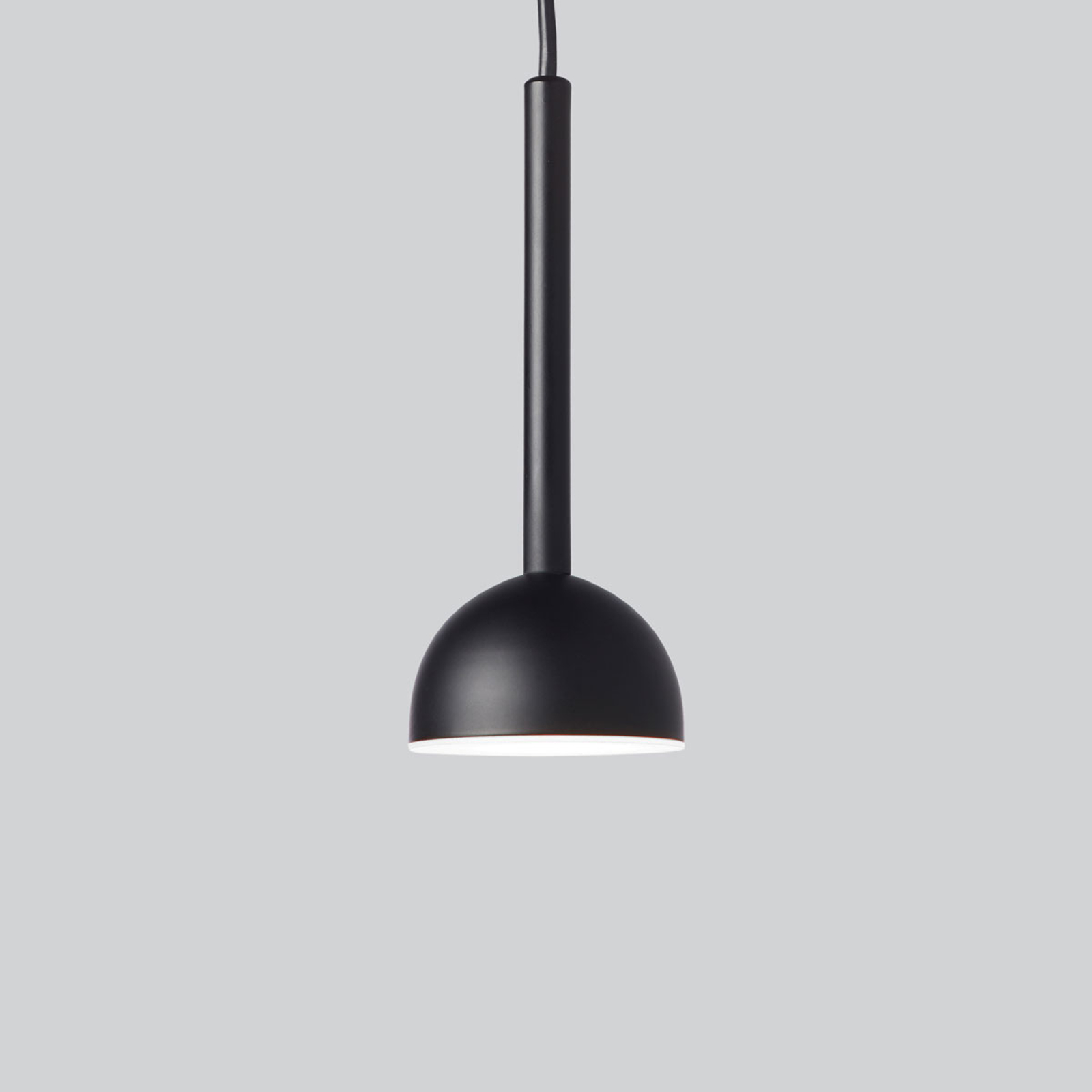Northern Blush suspension LED noire