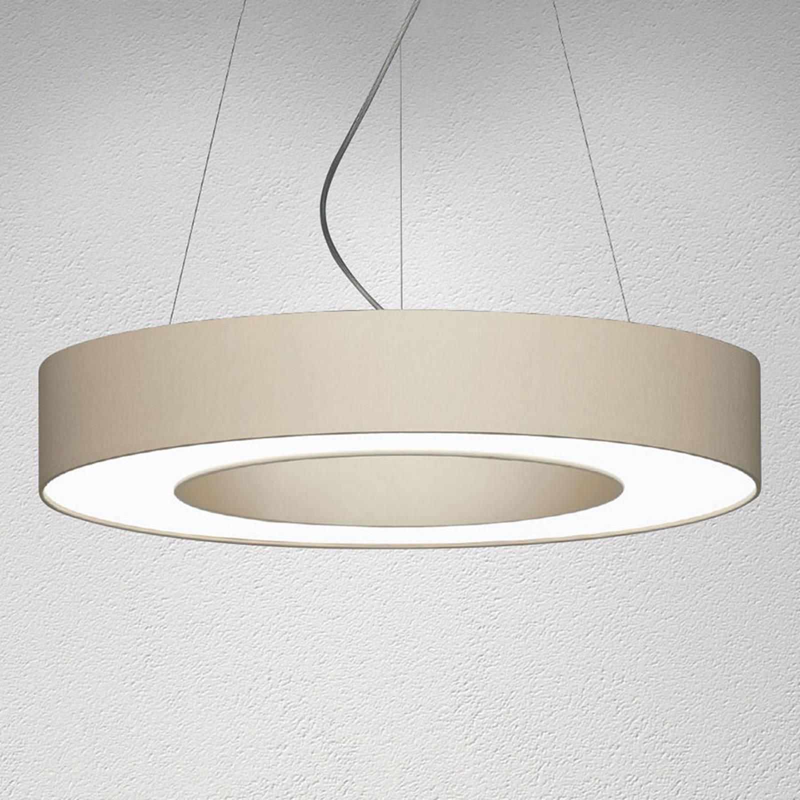 Lampa wisząca LED Donut 34 W melanż