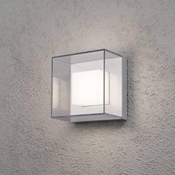 Applique LED extérieure carrée Sanremo
