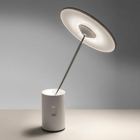 Artemide Sisifo LED-pöytävalaisin, valkoinen
