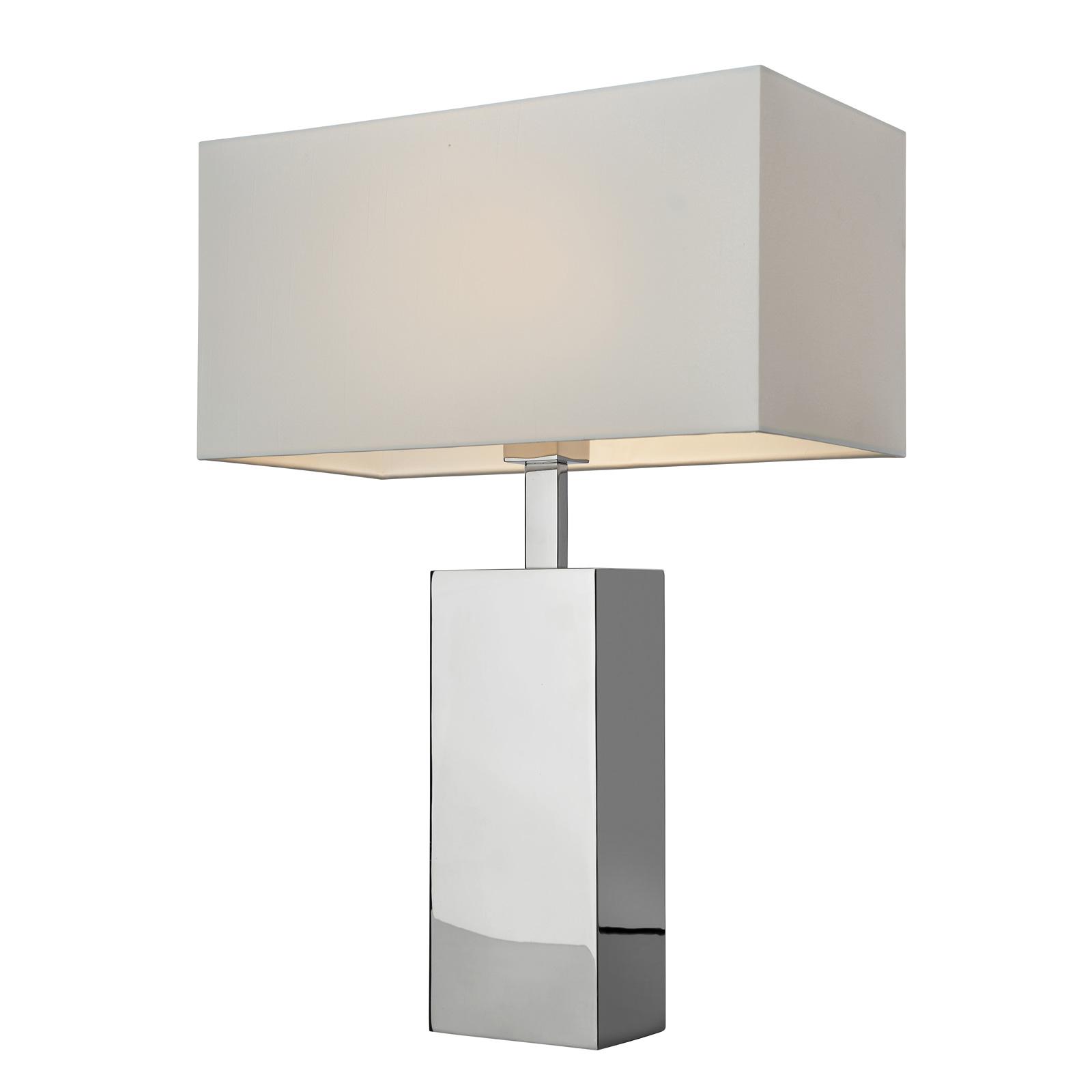 Lampe à poser Block, hauteur 56cm