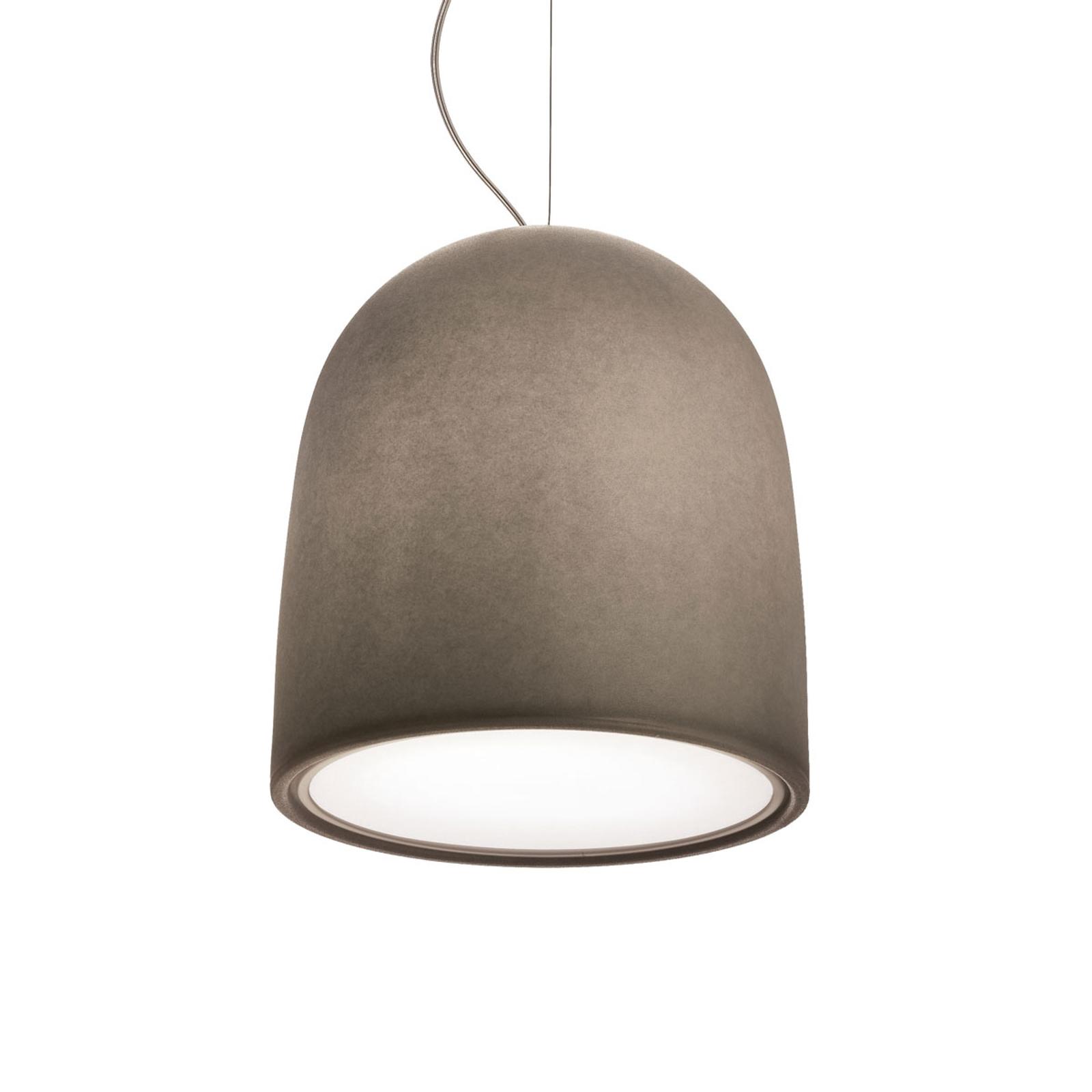 Modo Luce Campanone hanglamp Ø 33 cm donkergrijs