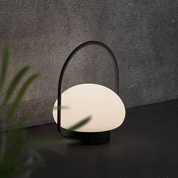Lámpara decorativa LED Sponge to go con batería