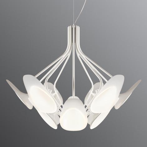Kundalini Peacock - LED-Hängeleuchte