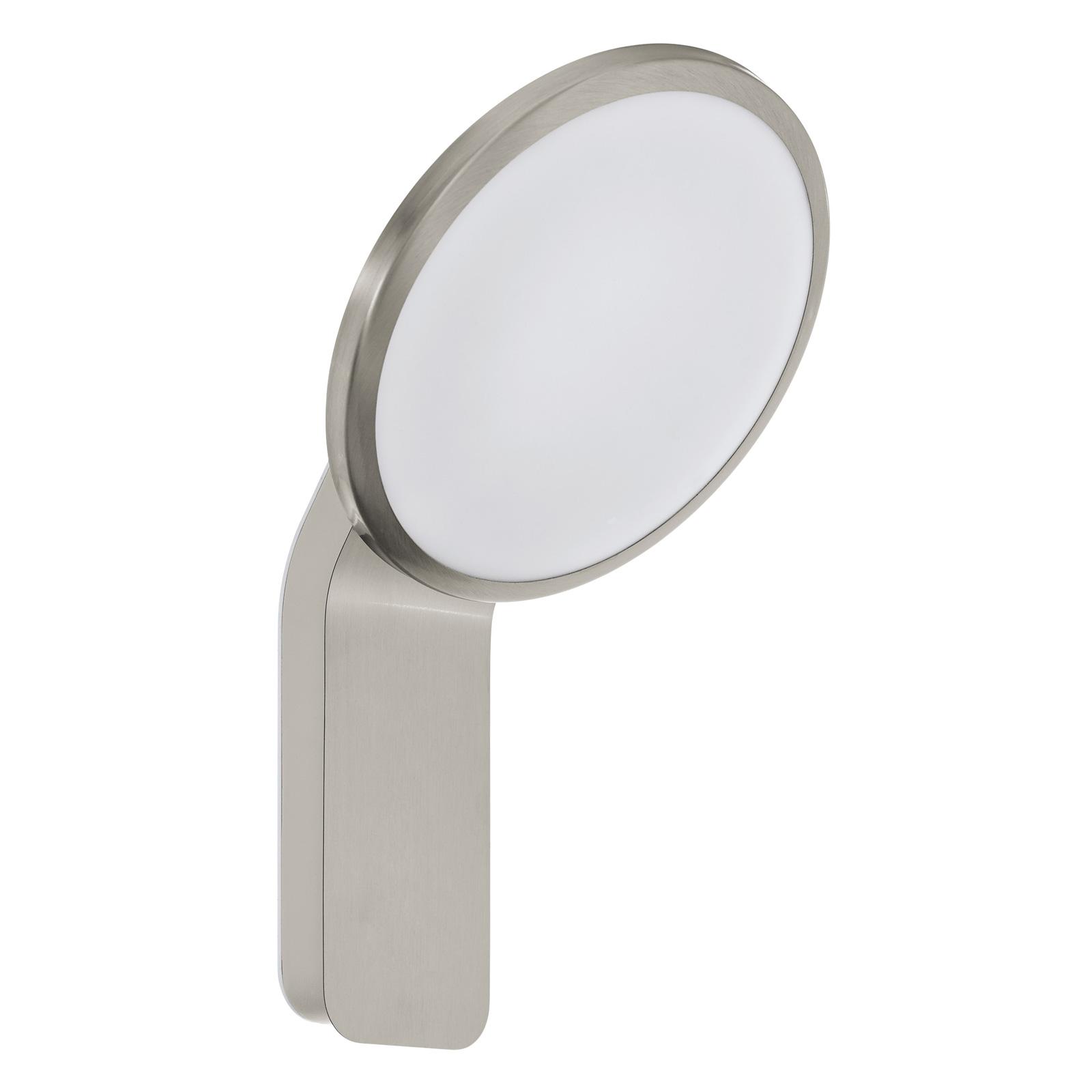 LED buitenwandlamp Cicerone van roestvrij staal