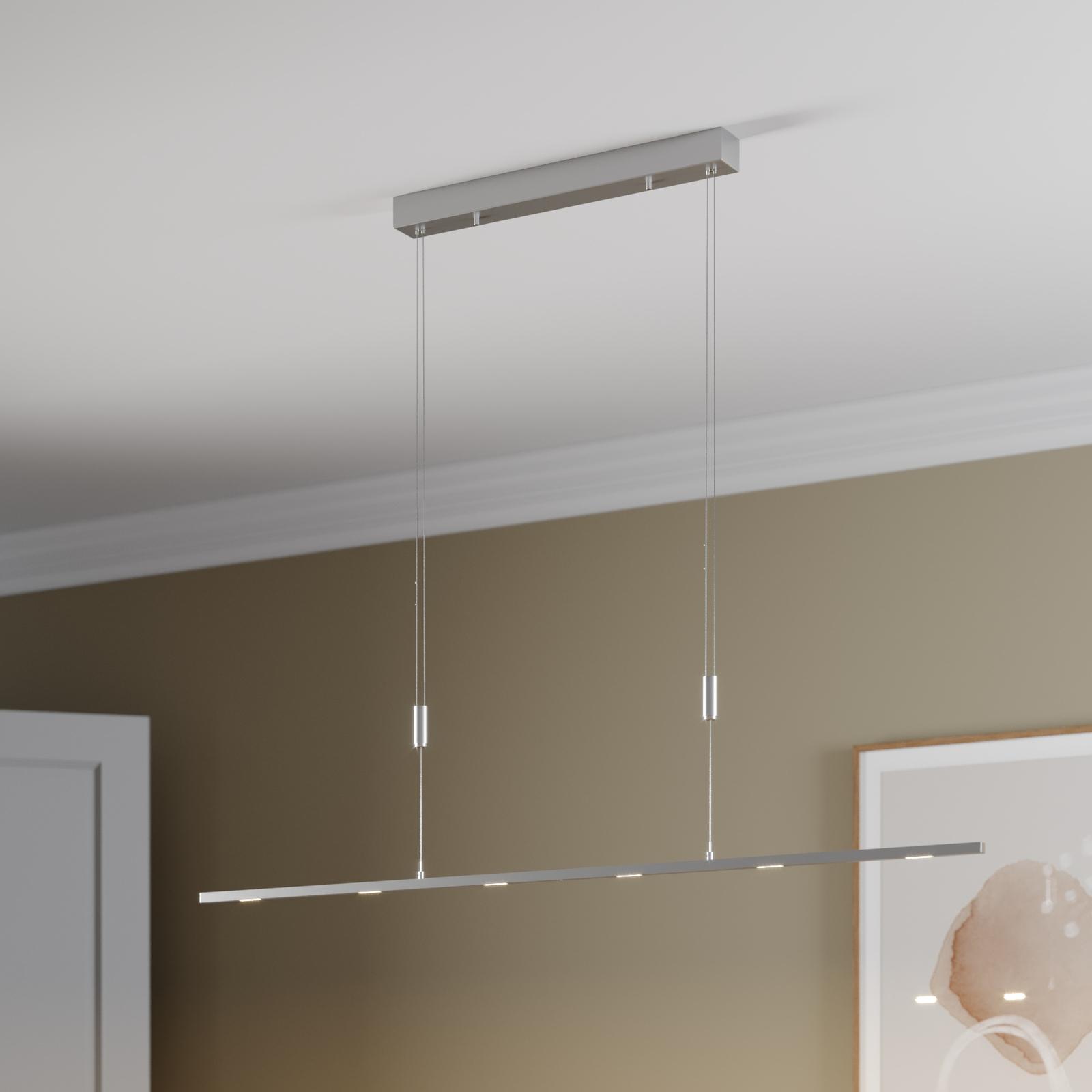 LED-pendellampe Arnik, dimbar, 140 cm