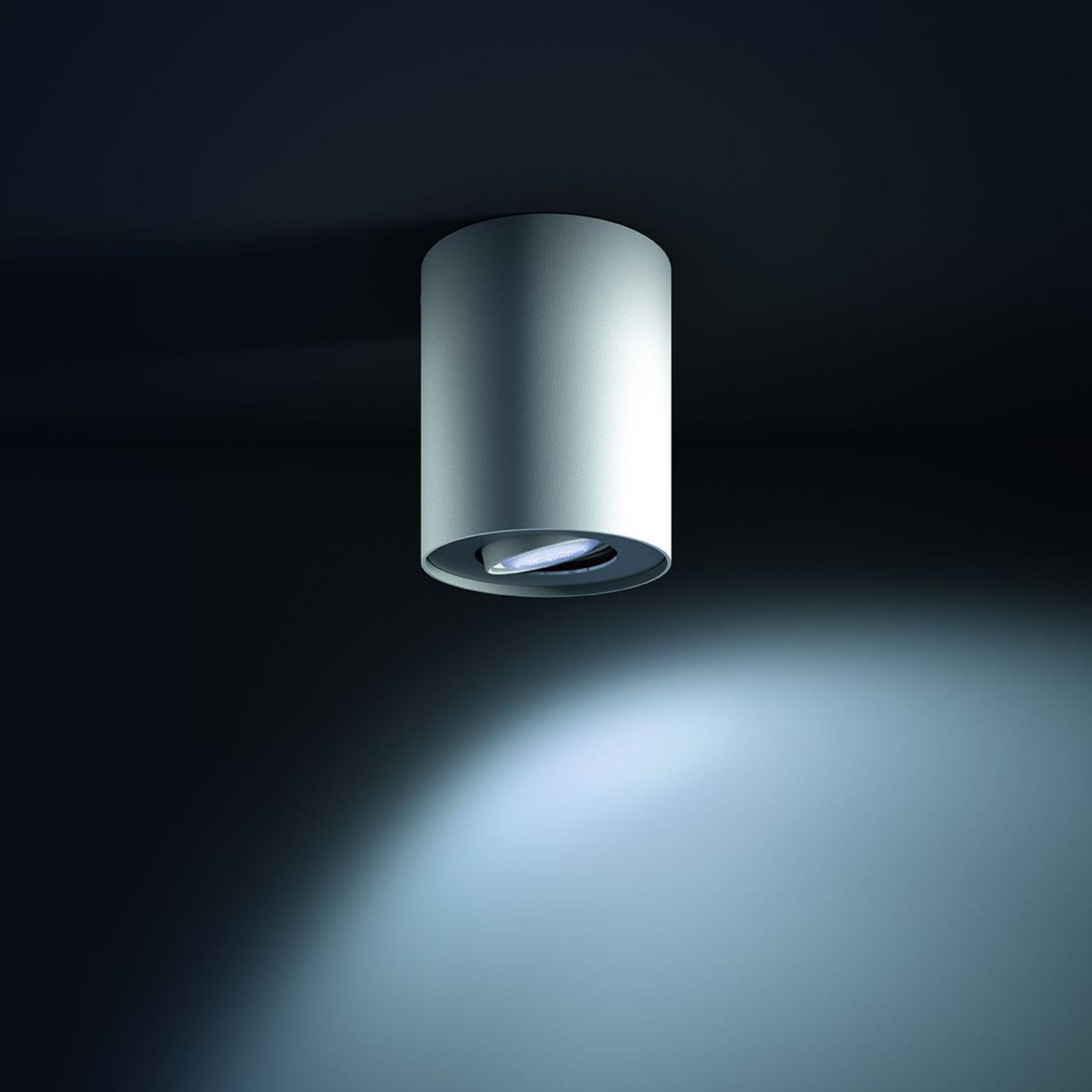 Philips Hue Pillar LED-spot dæmper, hvid