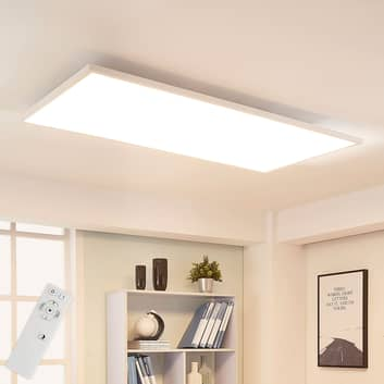 Arcchio Arya panel LED, atenuable, 119 cm x 59 cm