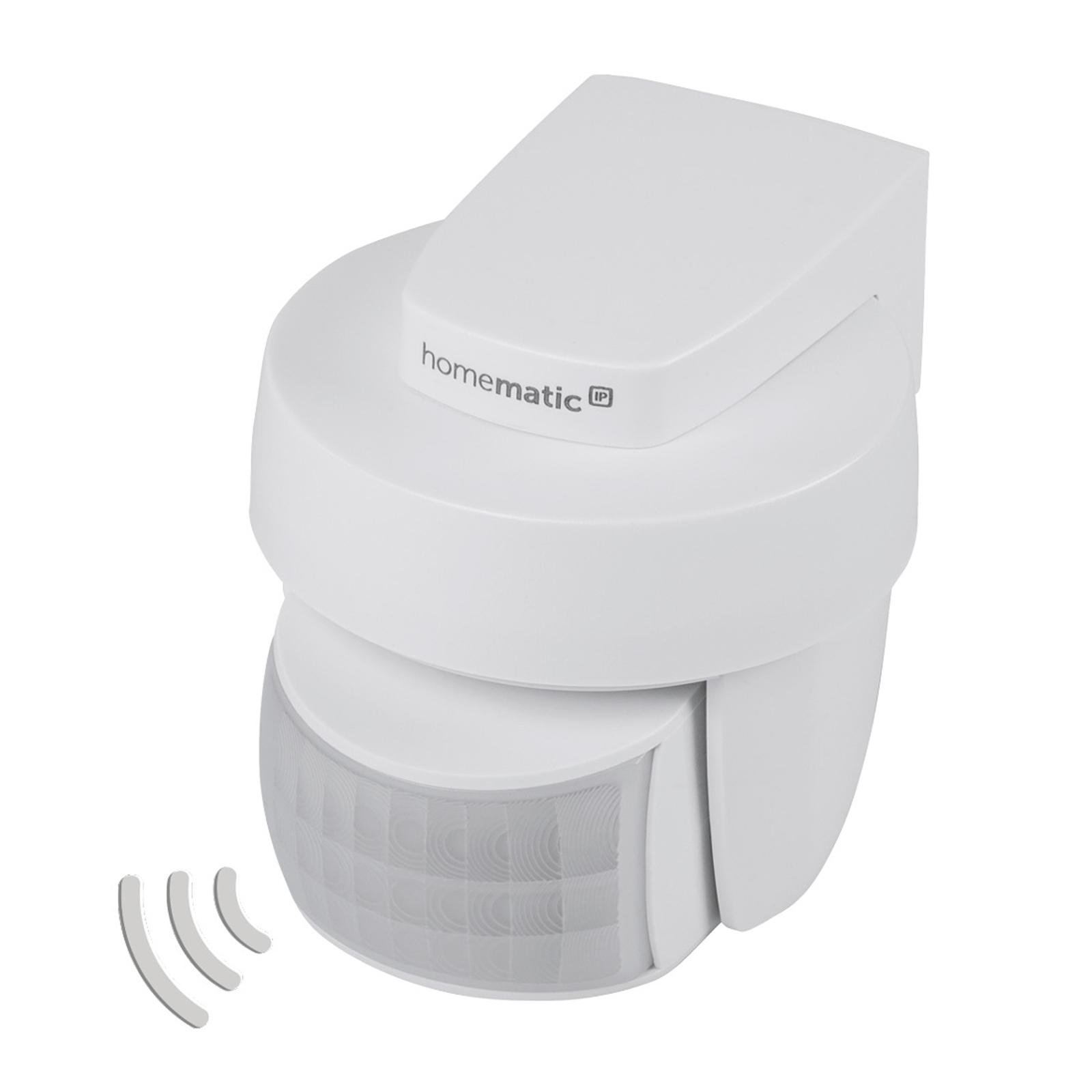 Homematic IP Bewegungs-/Dämmerungssensor weiß