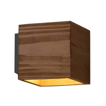 Envolight Green nástěnné světlo, borovice mořená