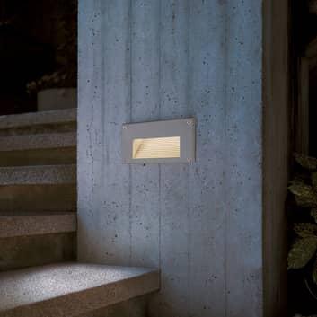 SLV Brick LED Downunder Wandeinbauleuchte 3.000K