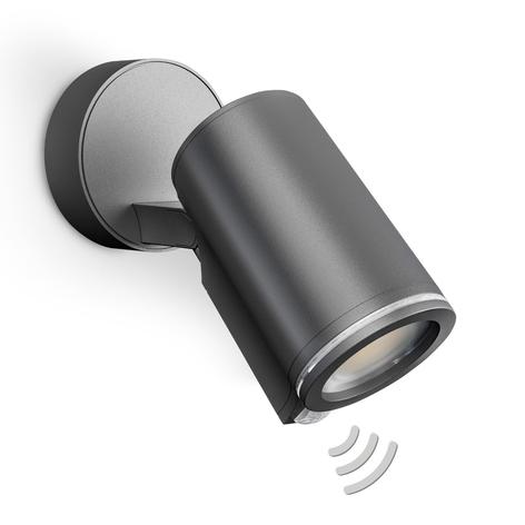 STEINEL Spot One Sensor -LED-kohdevalaisin GU10