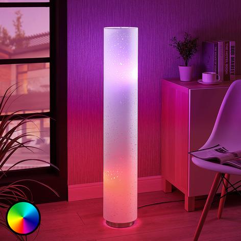 LED-RGB- lattiavalaisin Alwine, pistekuvio