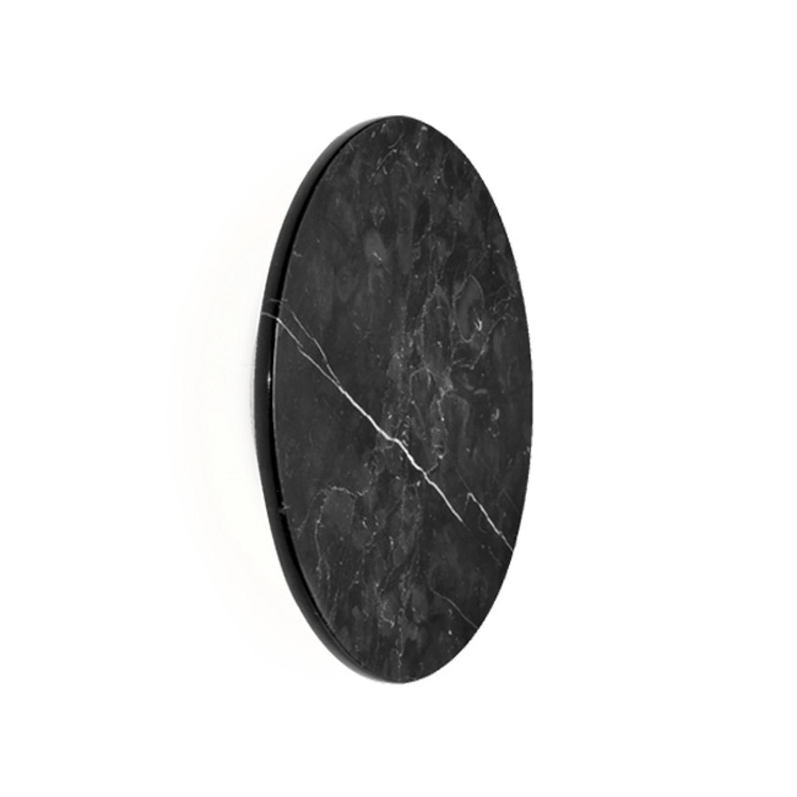 WEVER & DUCRÉ Miles 3.0. rund vegg Ø 26 cm svart