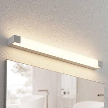 Arcchio Ronika LED-væglampe, IP44, hvid, 72 cm