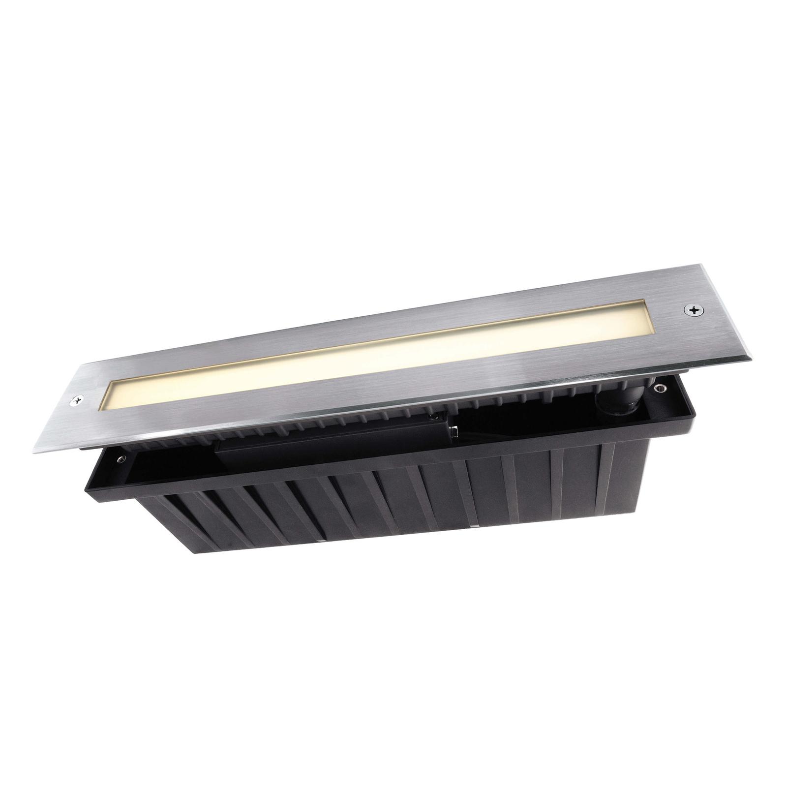 LED recessed floor light Line, 32.8 cm long_2501967_1