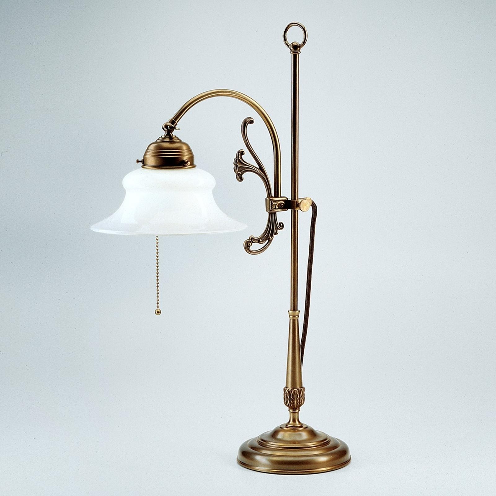 Filigranowa lampa stołowa Elisabeth