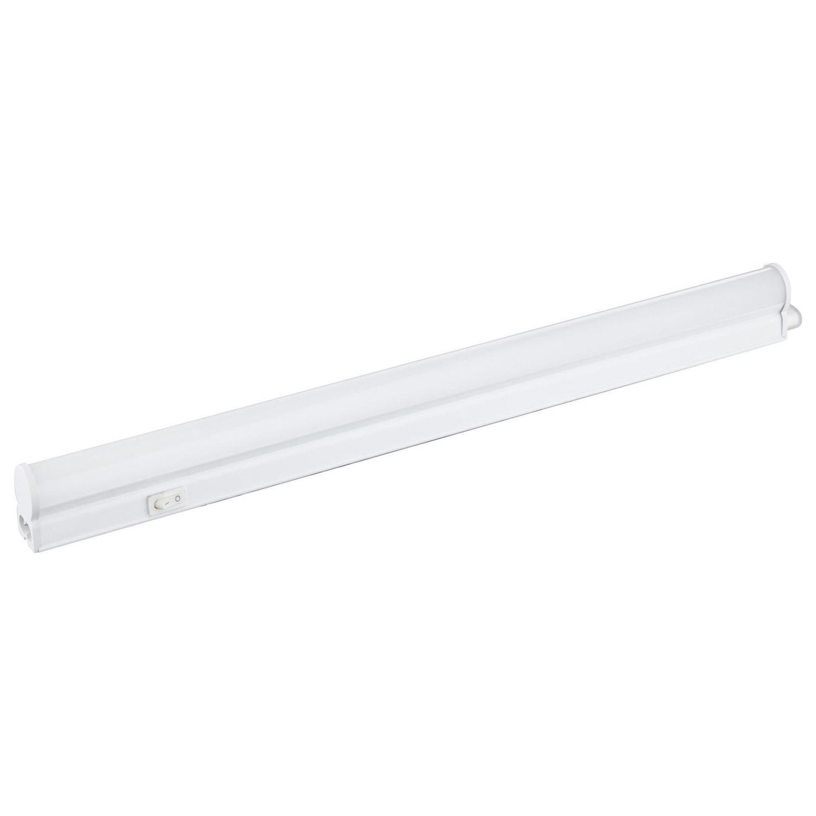 LED-benkbelysning Cake med bryter, 58 cm lang