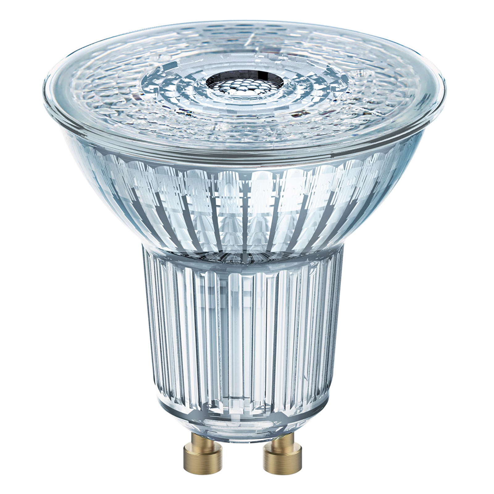 LED-reflektor GU10 4,3W, universalvit, 3-pack