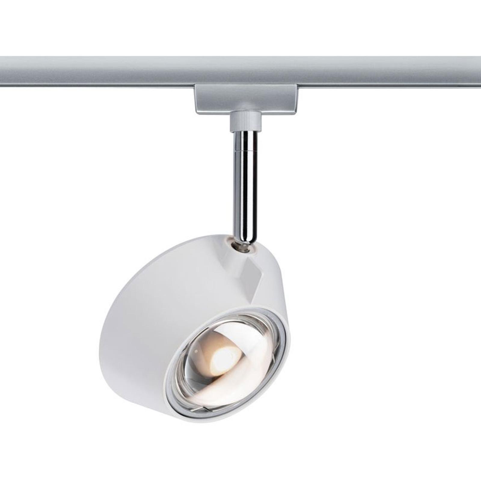 Paulmann URail LED spot Sabik chroom mat, dimbaar