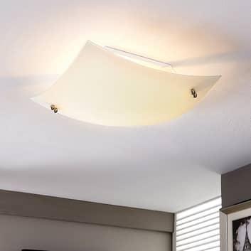 Vinzent - lampada da soffitto bombata, LED E27
