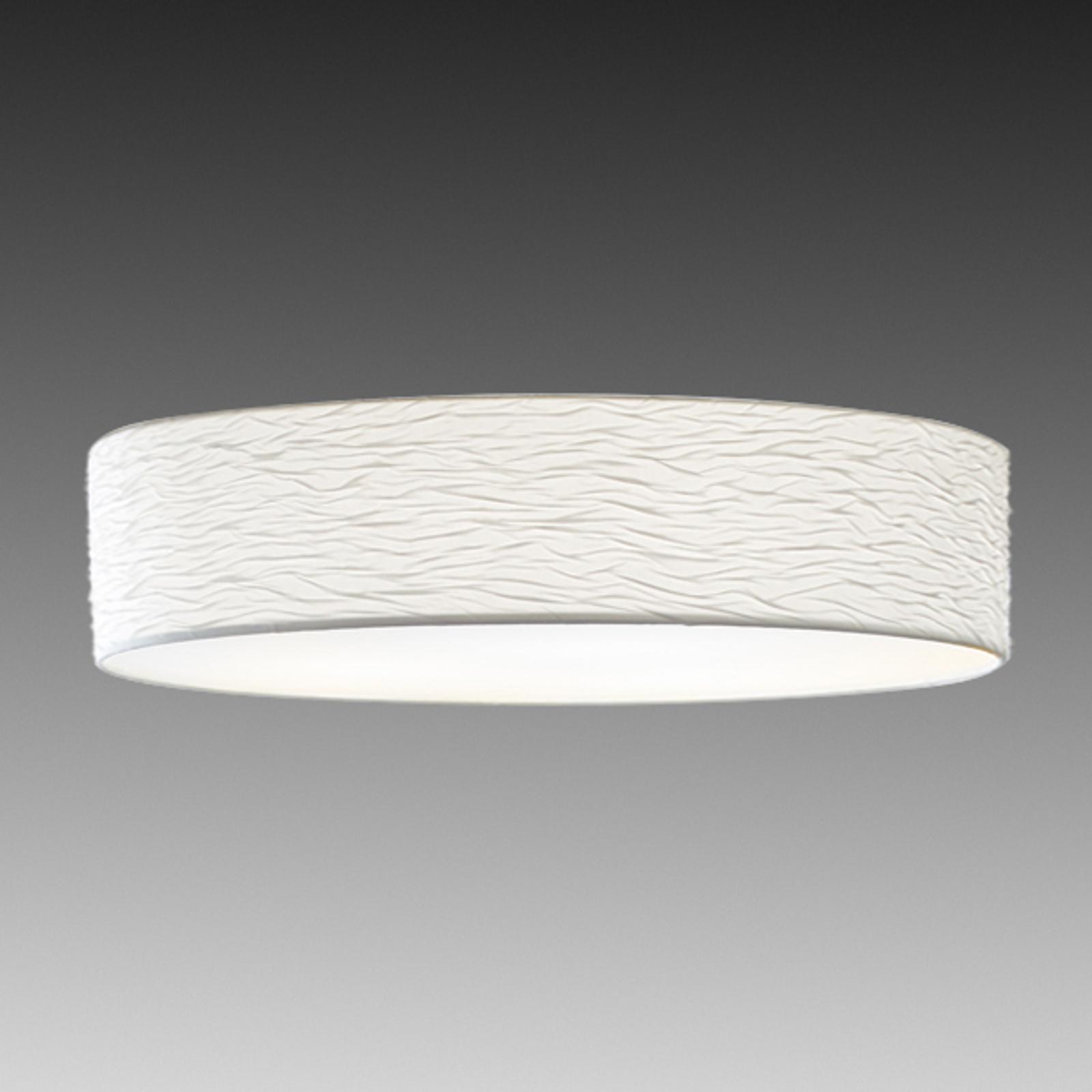 Lampa sufitowa Vita 6, z zabawnymi falami
