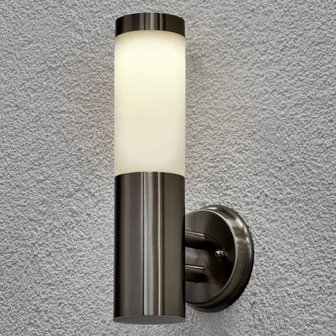Lámpara de pared exterior solar Jolla con LED