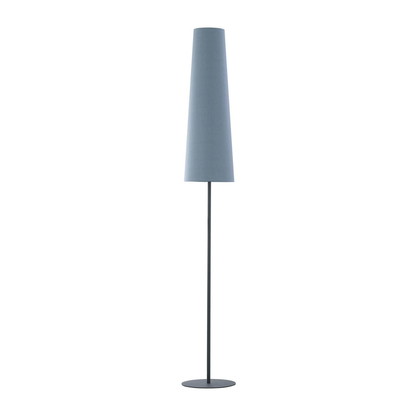 Gulvlampe Umbrella, høyde 168 cm, blå