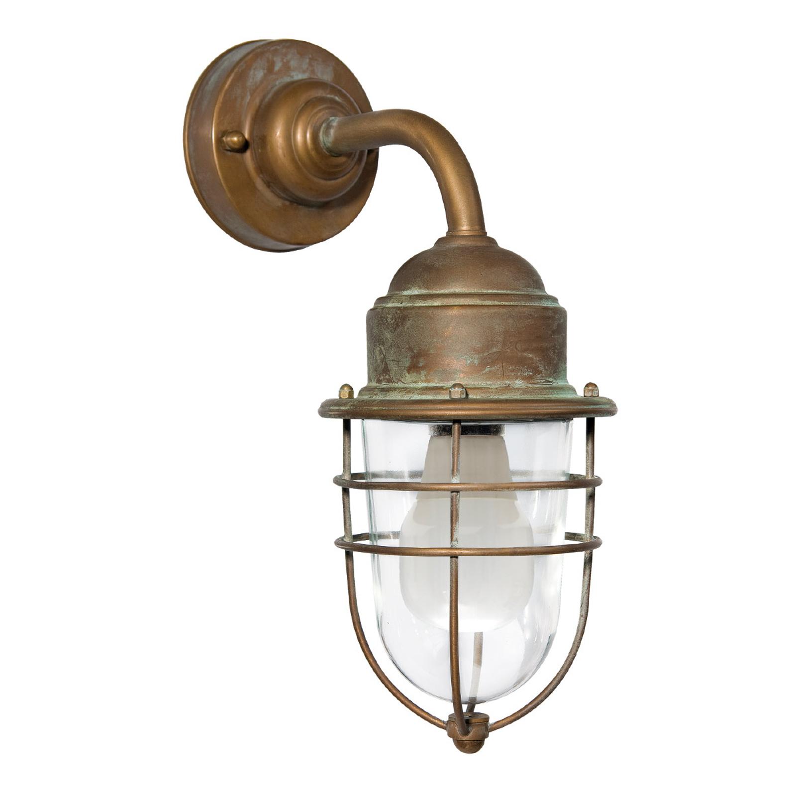 Zewnętrzna lampa ścienna MATTEO świecąca w dół