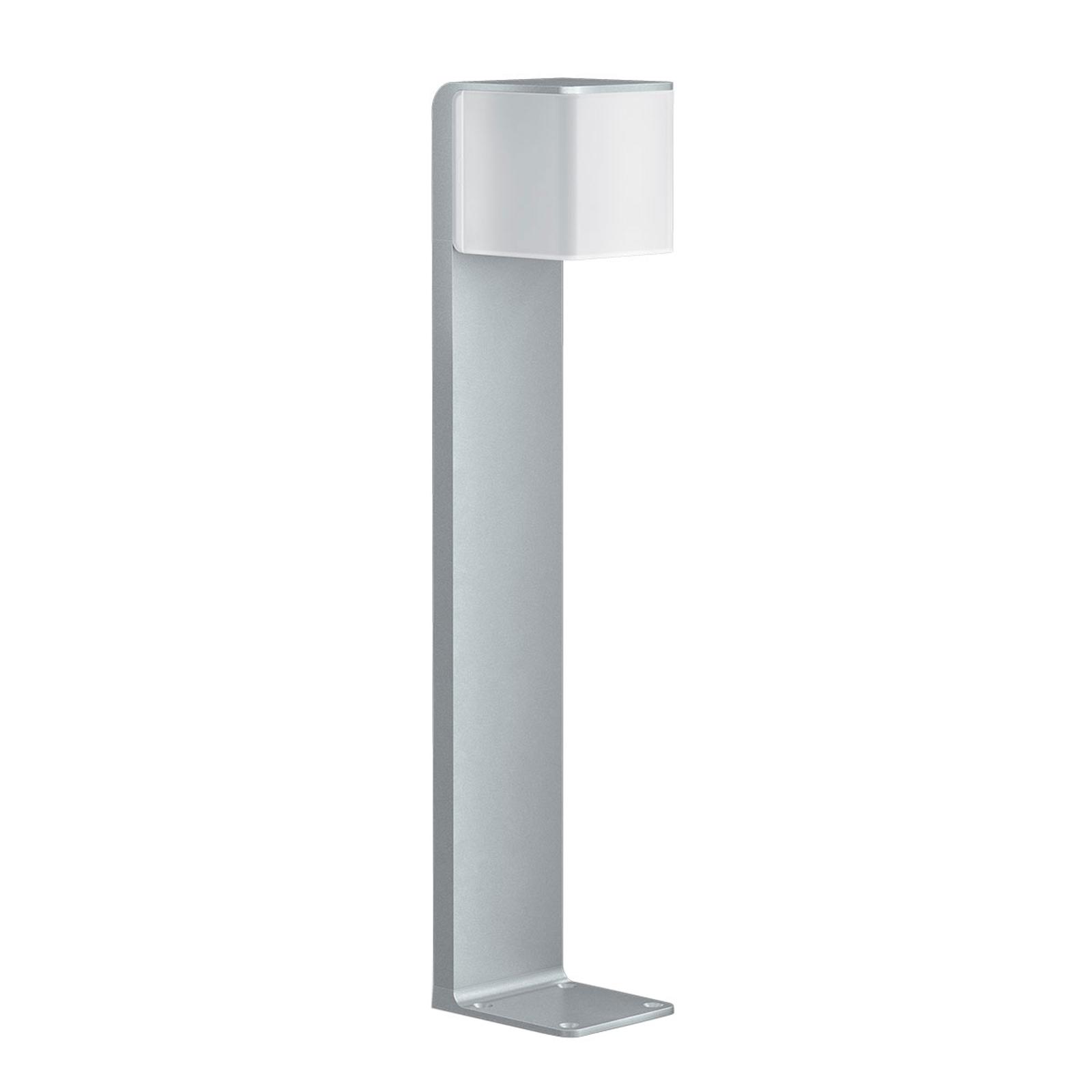 STEINEL GL 80 iHF Cubo lampione sensore argento