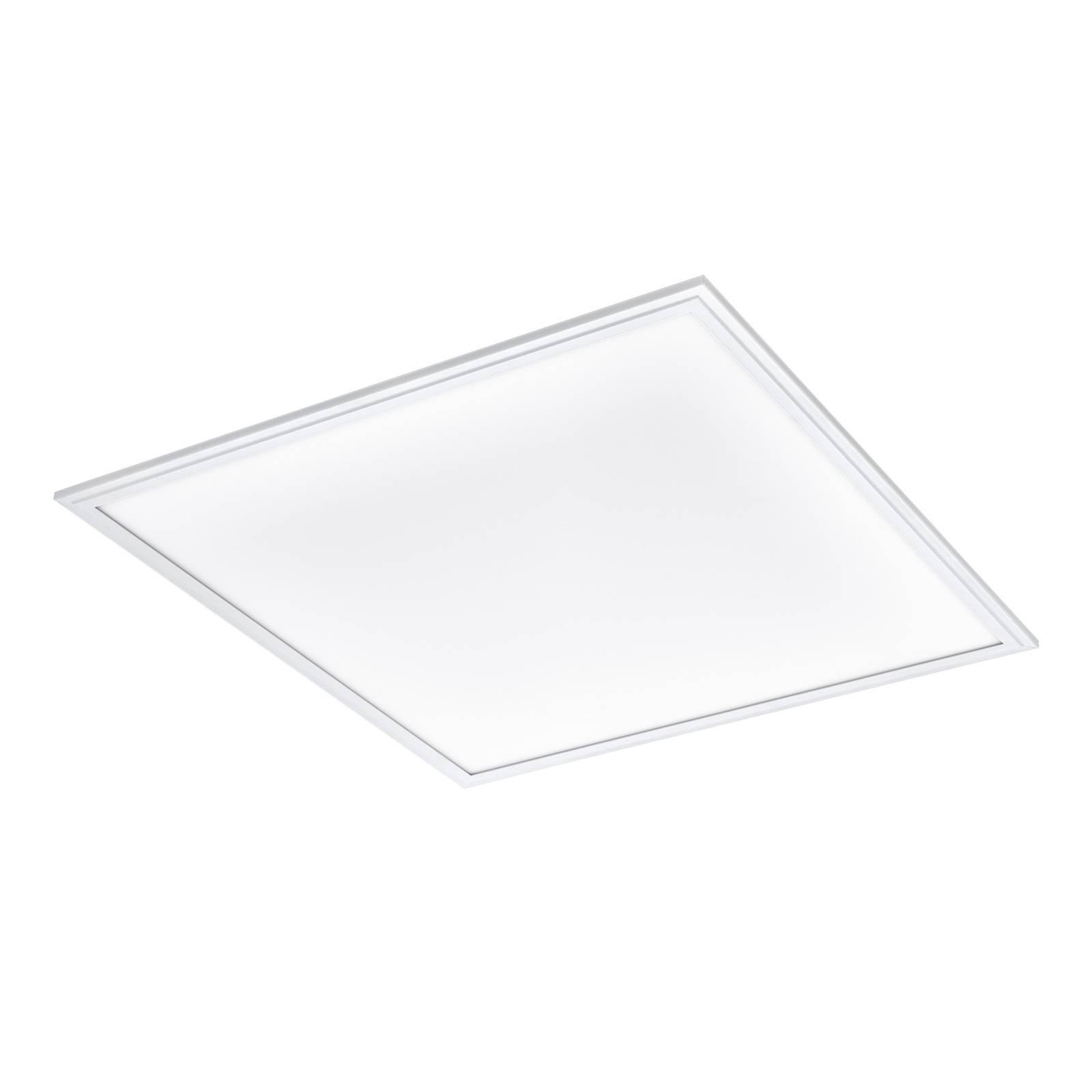 LED plafondlamp Salobrena-M 59,5x59,5 cm sensor