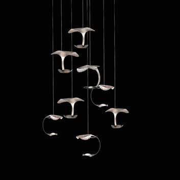 Knikerboker Le Gigine LED-hänglampa 8 lampor