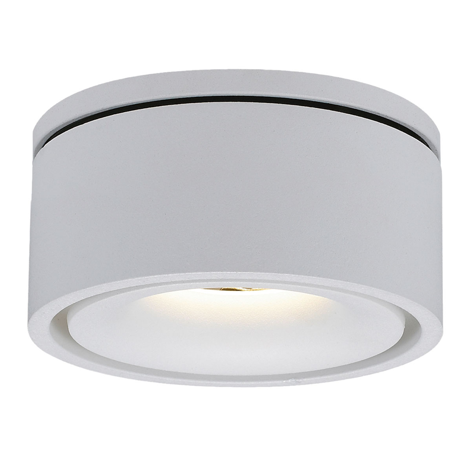 Reflektor wpuszczany LED Tivoli-E, obrotowy