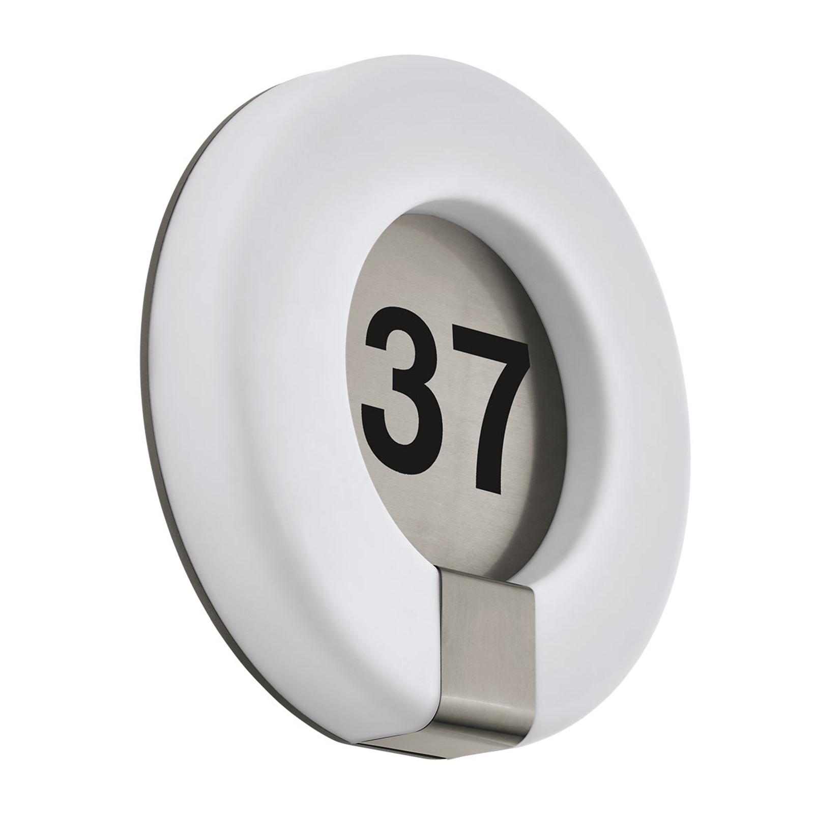 EGLO connect Marchesa-C applique ext numéro maison