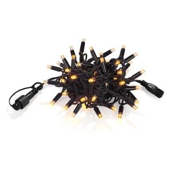 Lichterkette Chrissline Extra 50 LEDs amber