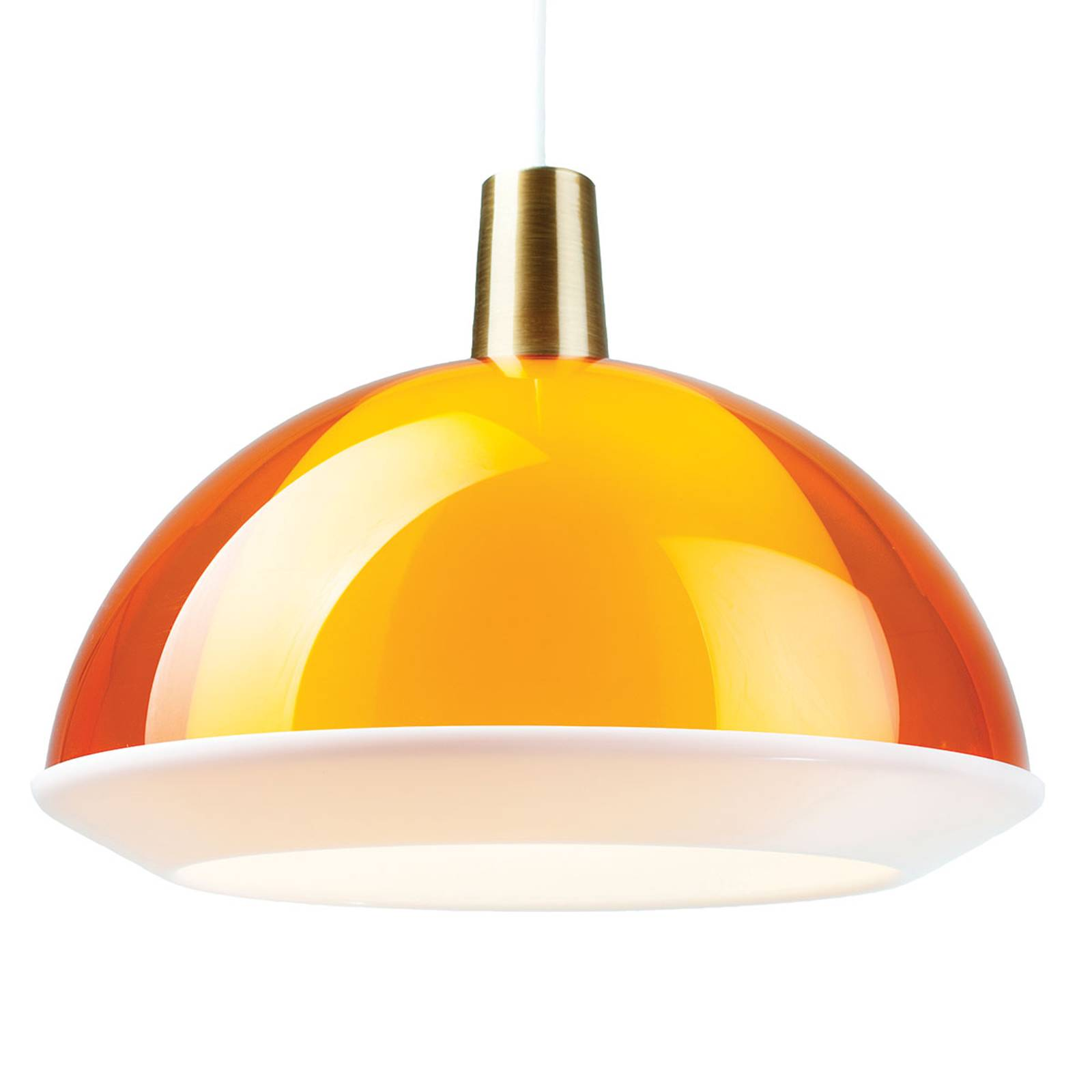 Innolux Kuplat 400 hanglamp 40 cm oranje