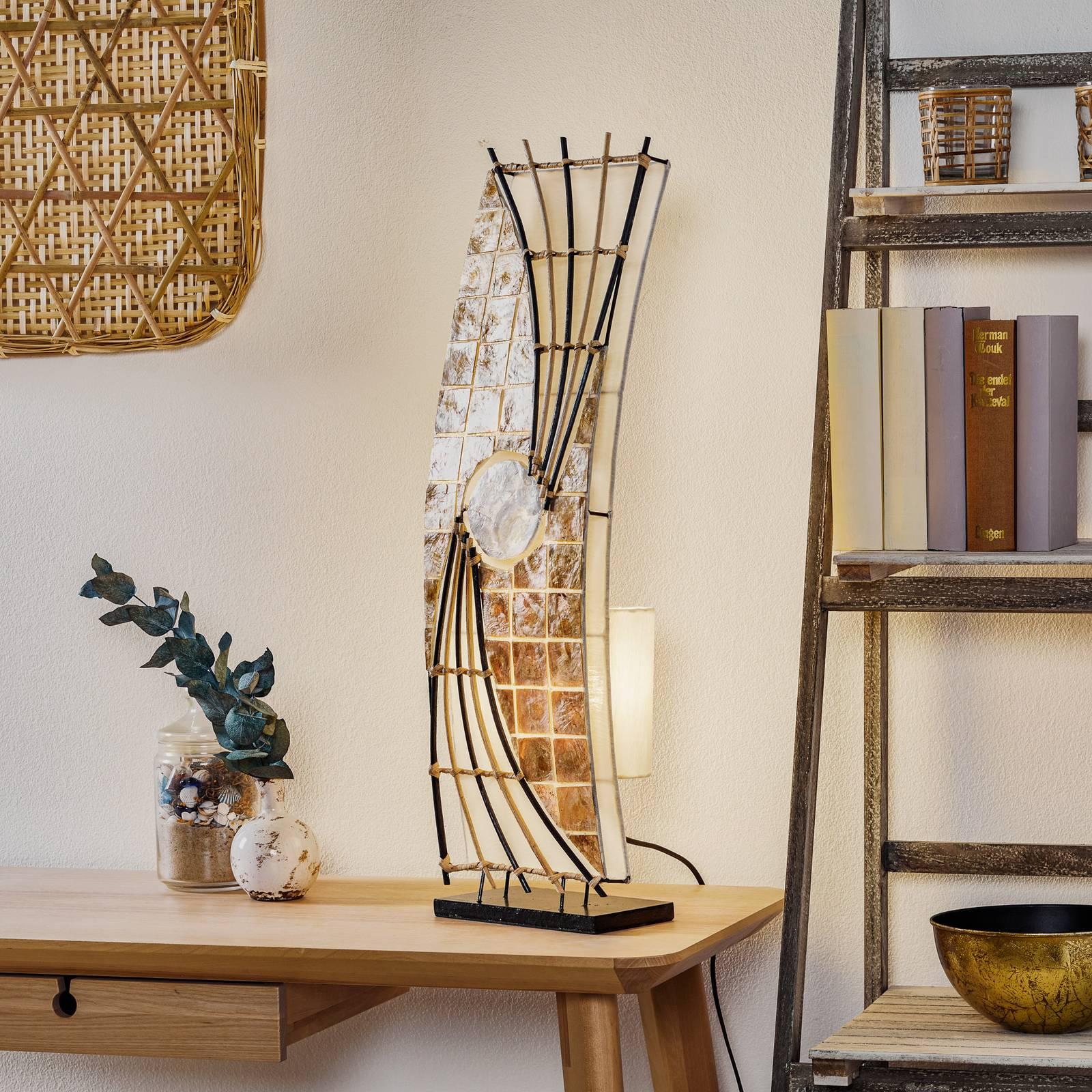 Elegancka lampa stojąca QUENTO 70 cm