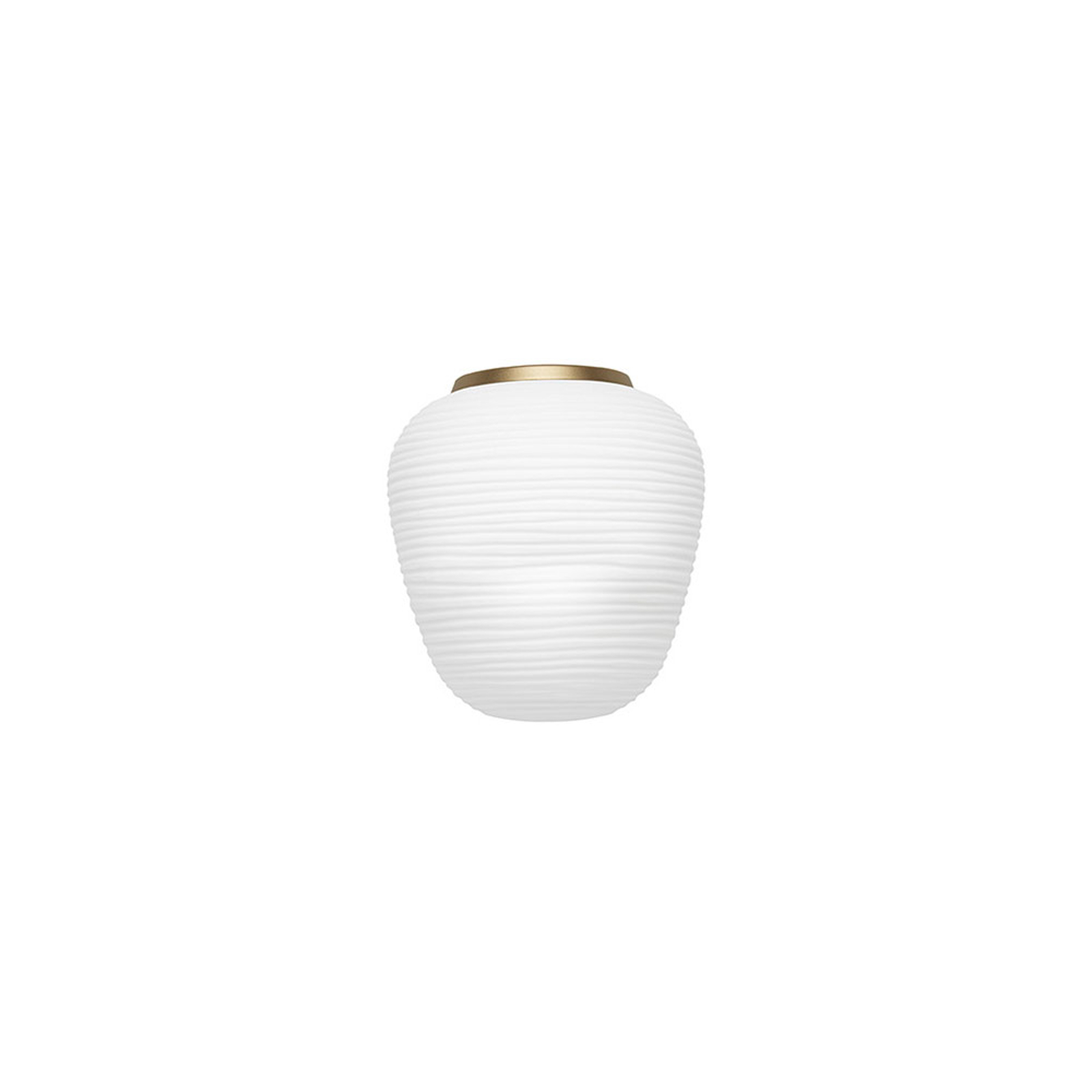 Foscarini Rituals 3 semi applique, oro