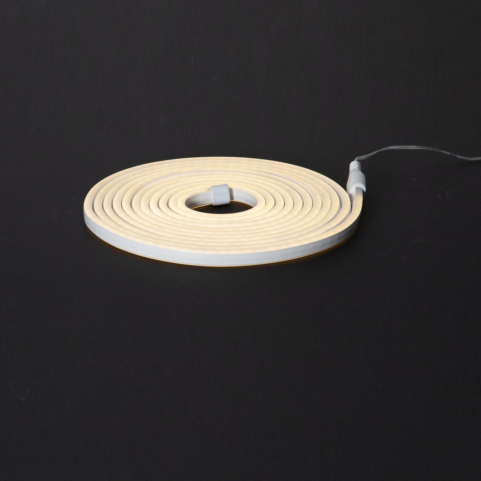 LED-ljusslang Flatneon 2800K