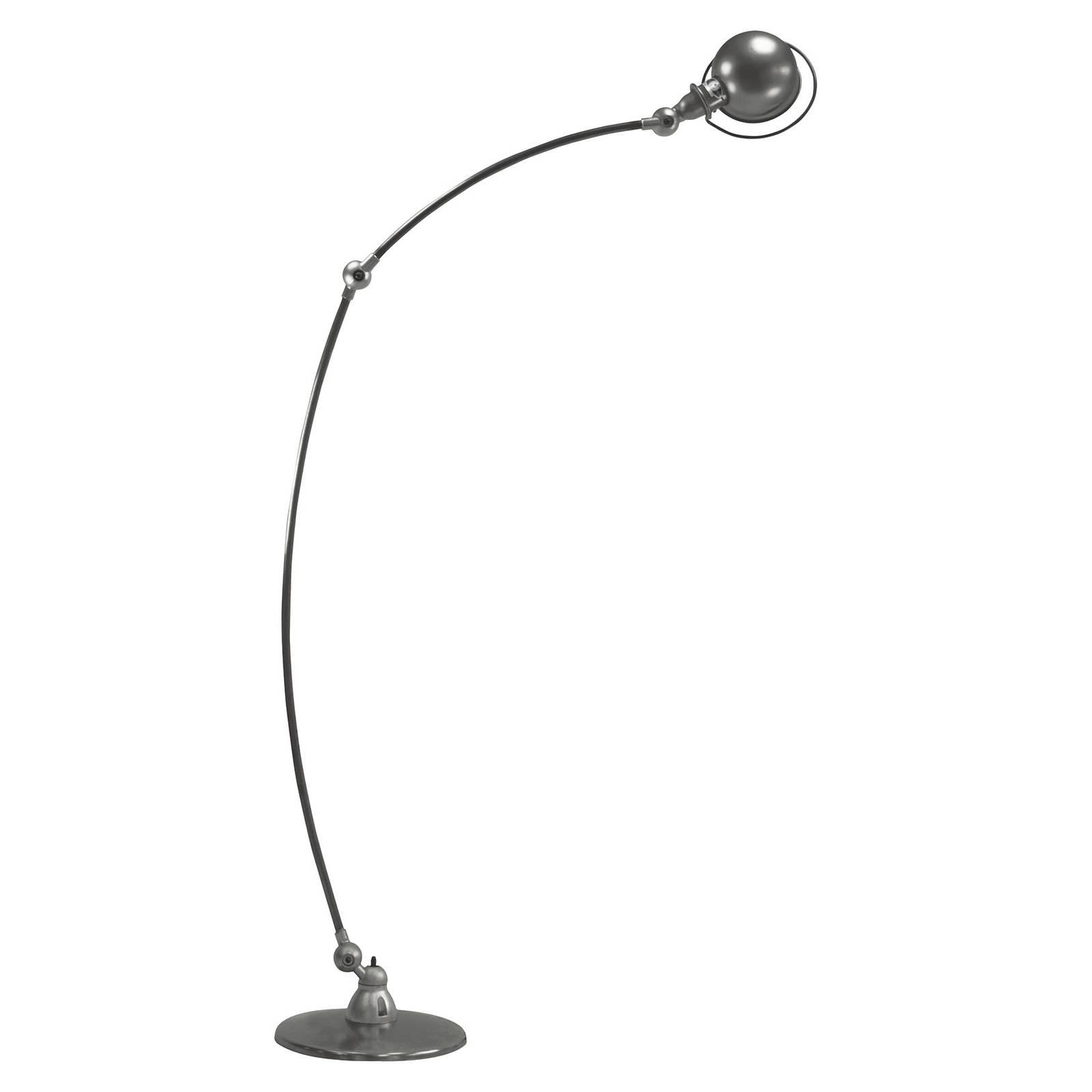 Jieldé Loft C1260 lampadaire arqué, gris