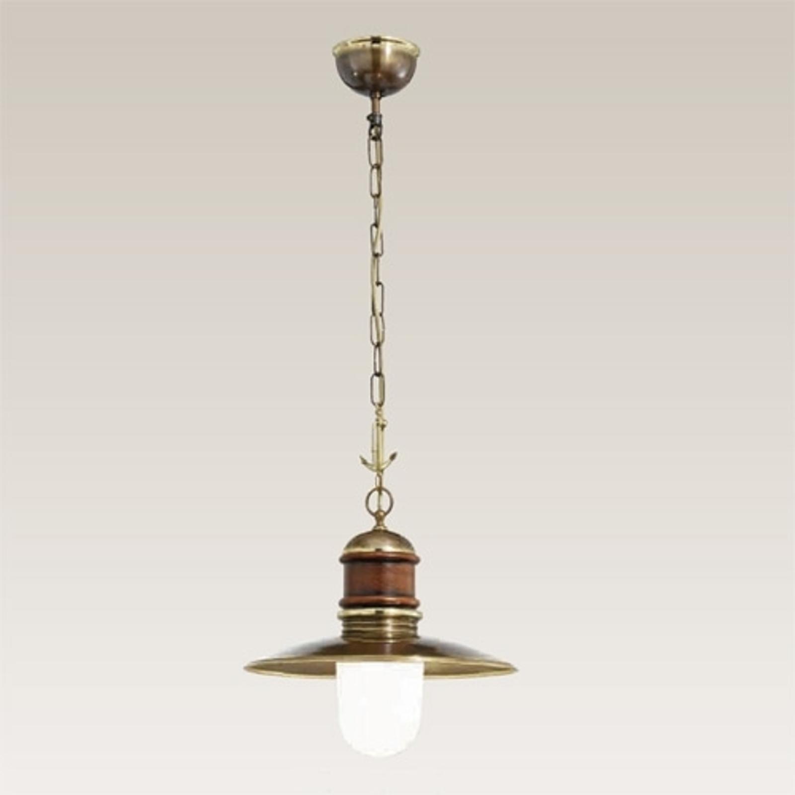 Lampada a sospensione Faro 1 luce 31 cm