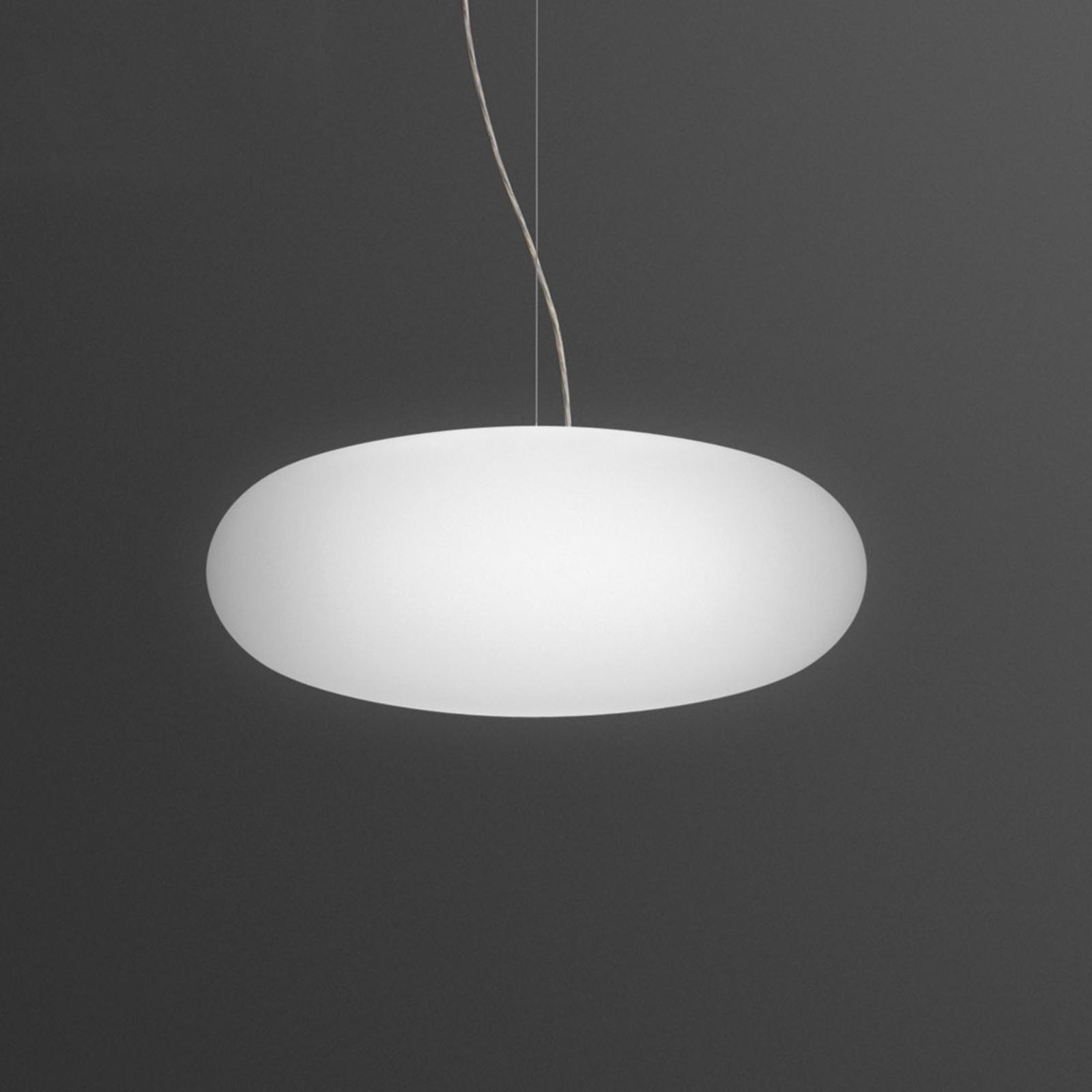 Vibia Vol 0220 lampa wisząca ze szkła, Ø 45 cm