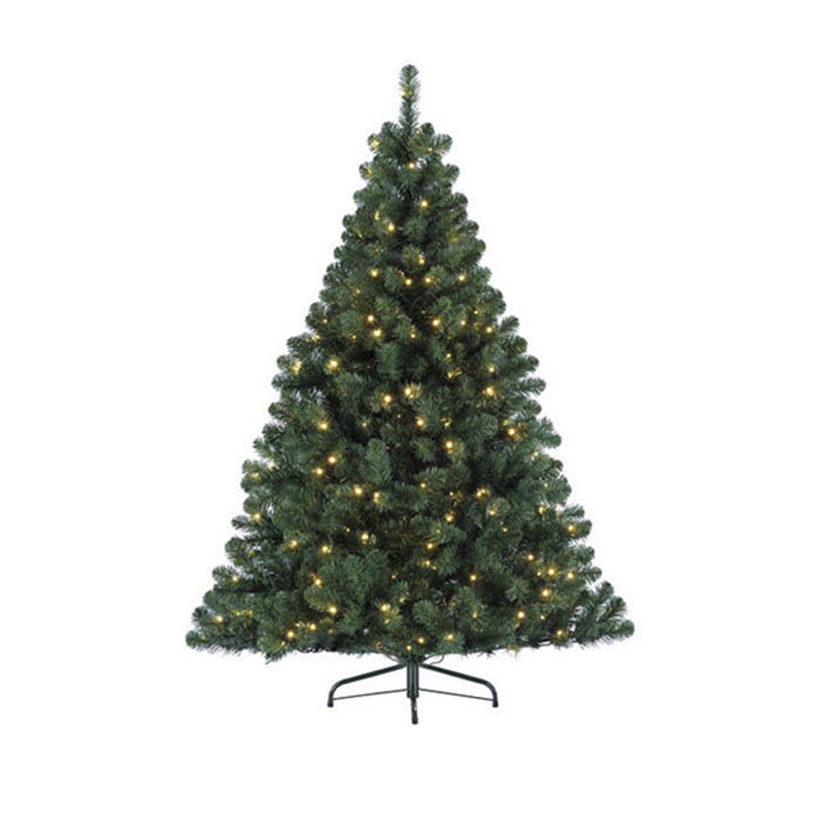 LED-Baum Imperial für innen, grün, 150 cm