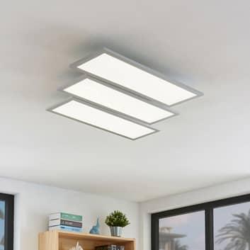 LED-Deckenleuchte Florin, dimmbar, CCT, 3-flammig