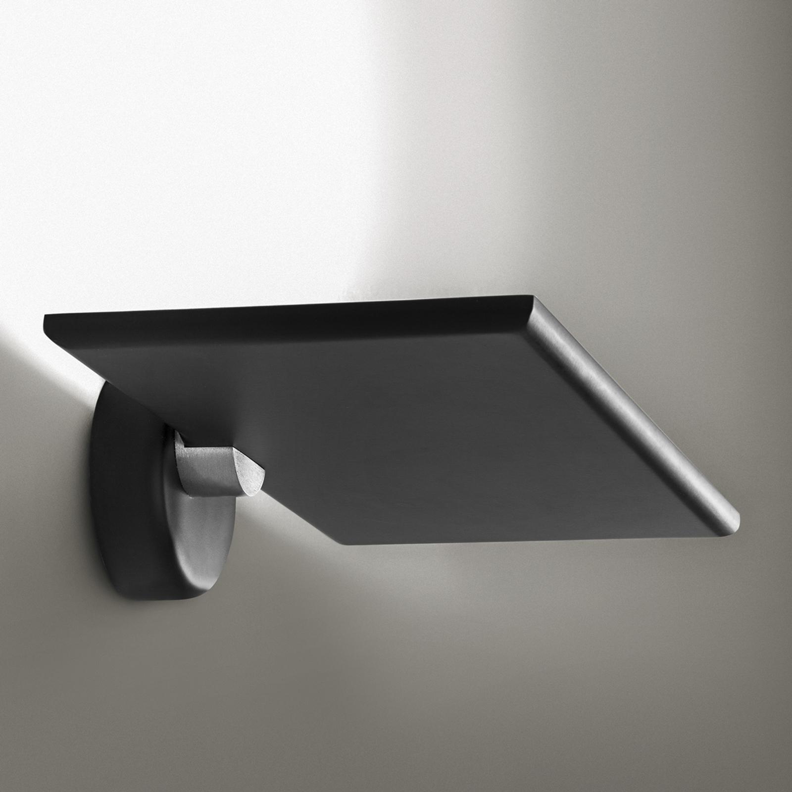 ICONE GiuUp LED-Wandfluter 20W, schwarz