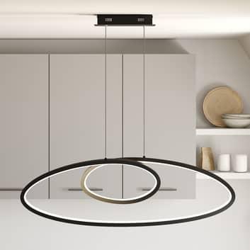 Lucande Bronwyn suspension LED