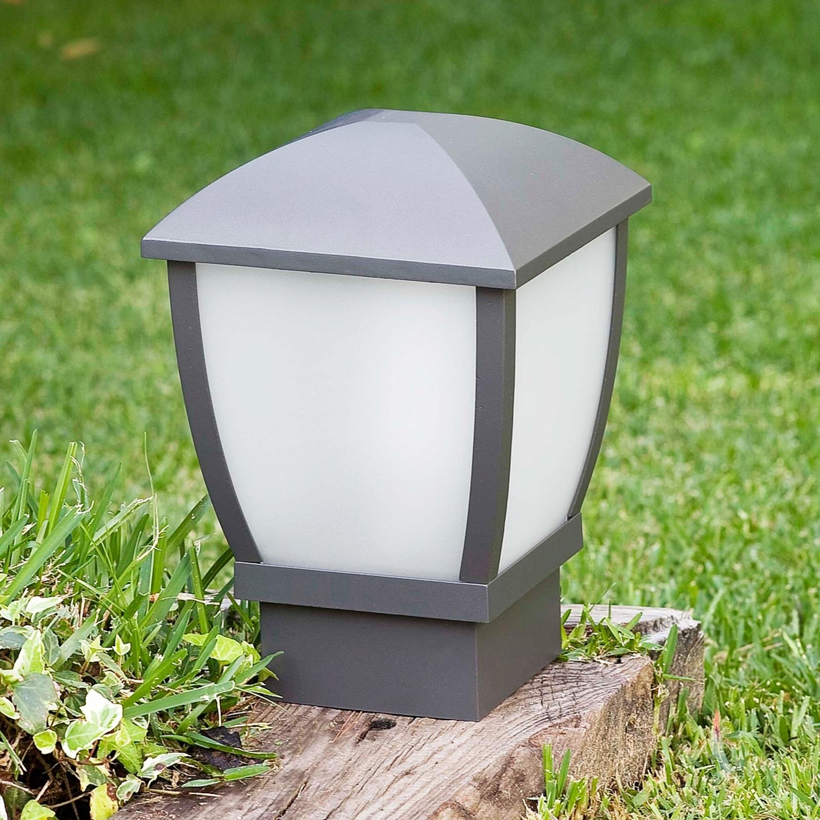 Mini Wilma - energooszczędna lampa na cokół