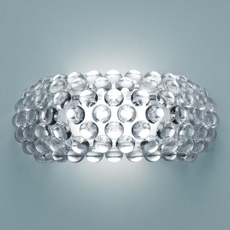 Foscarini MyLight Caboche media LED, transparent